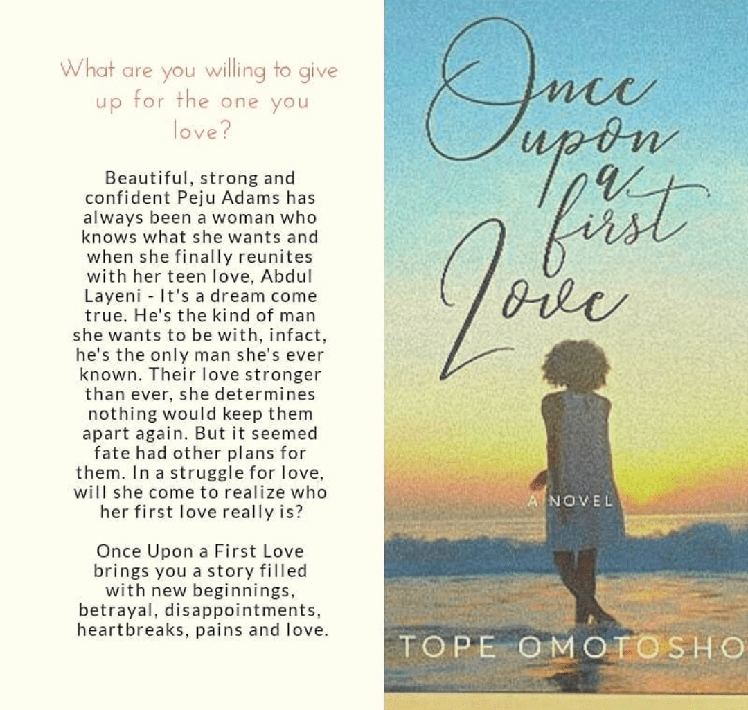 Once upon a first love by Colours and flavours