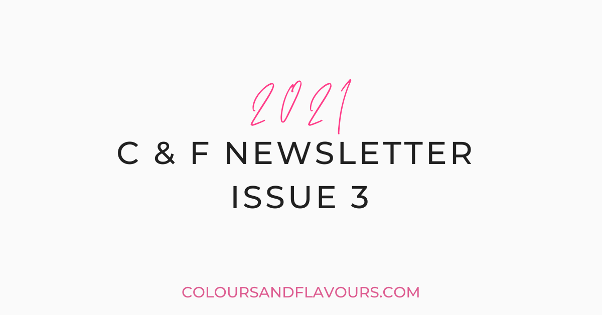 C & F Newsletter | 2021 | Issue 3